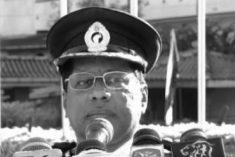Militarisation in Sri Lanka : Deputy Inspector General of Police appointed as a Ombudsman under president Rajapaksa.
