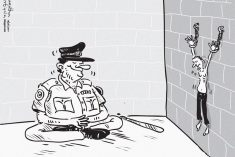 Sri Lanka IGP takes over the role of President and the PM & blame NGOs