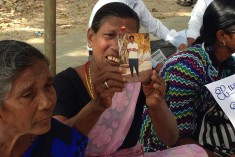 Families of Tamil Political Prisoners Launch Hunger Strike in Jaffna