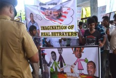 Sri Lanka: Transparency International Media workshop threatened for the 3rd time; Hotels refuse accommodation to Tamil journalists.