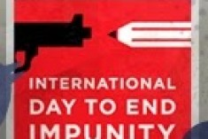 A resolution on Safety of journalists and the issue of impunity is to be voted by the  3rd Committee of UN on 26 Nov 2013