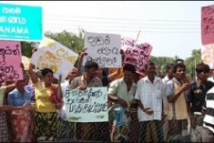 Navy accused of land grab in Ampara