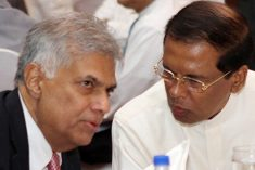 Troubles engulf Sri Lanka's ruling coalition