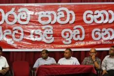 Sri Lanka President Slams Some NGOs, Media & Traitorous Forces