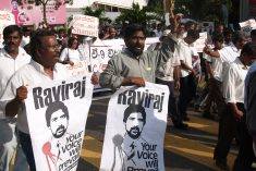 Alleged Raviraj killer reinstated by Navy but disappeared, AG tells CA