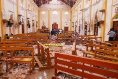 Deal with systems failure that led to Easter Sunday bombings – National Peace Council