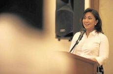 Vice President Robredo warns of China debt trap, cites Sri Lanka