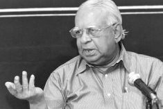 The two issues of utmost importance to Sri Lanka: Geneva resolution & a new constitution – R. Sampanthan.