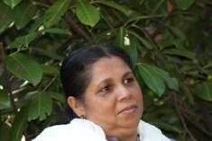 Sandhya Eknelygoda speaks for Sri Lanka's disappeared