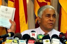 Sri Lanka: New appointment against SC ruling: Ex-CJ