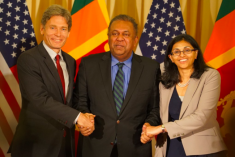 Sri Lanka Welcomes US Assistant Secretaries Biswal and Malinowski