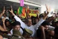 Sri Lanka frees former army leader Fonseka