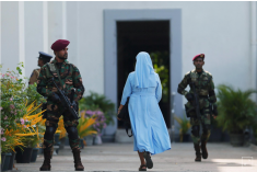 Sri Lanka extends emergency for fourth month after Easter bombings