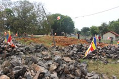 Governor Defends Building Buddhist Temples In Predominantly Hindu North Sri Lanka