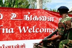 Land Grab and Militarisation Destroying Tamil Life – Chief Minister