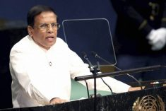 Maithripala Sirisena orders stern action against those attacking Muslims in Sri Lanka