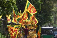 Sri Lanka drops Tamil national anthem from Independence Day celebrations