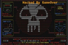 Sri Lankan National Security Media Centre hacked and defaced by Game Over
