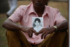 For Sri Lanka's activists, a 'state of fear' resurfaces