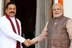13 amendment and Indian pressure: The Rajapaksa government is apparently in a tight spot
