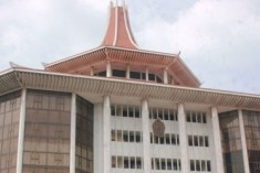 Sri Lanka RTI Bill: Rights Petitions ( attached) Filed Before the Supreme Court