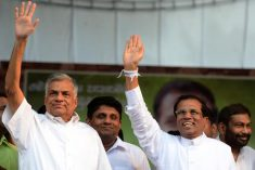 President Sirisena's actions have put Sri Lankan democracy in peril – The Hindu