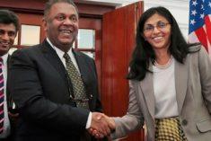 In Sri Lanka, US Eyes Deeper Ties, China Faces a Strategic Setback
