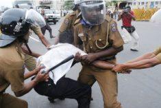 Only a Few Bad Apples?: Addressing Police Violence in Sri Lanka –Ambika Satkunanathan