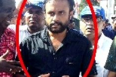 Wanted Radaliyagoda in UPFA May day procession