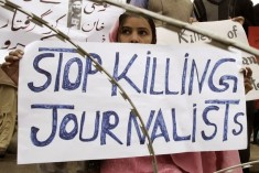 PAKISTAN: World Press Freedom Day — 57 journalists killed during the last 15 years