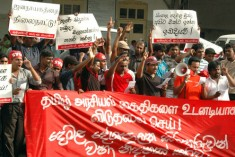 Release all Tamil political prisoners