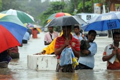 Sri Lanka – Deadly Floods and Landslides After 355mm of Rain in 24 Hours