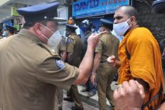 Sri Lanka Cracks Down on Black Lives Matter Solidarity Protest