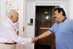 Commitments made by Rajapaksa on devolution of power to the int. community need to be implemented – R.Sampanthan