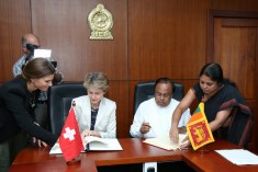Switzerland sign immigration agreement with Sri Lanka on repatriation