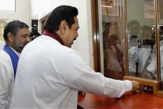 All international laws are made by big, powerful countries but applied only on weaker ones like ours- Rajapaksha