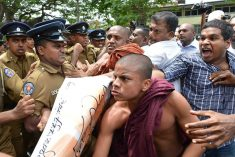 The rise of the Sinhala fundamentalist
