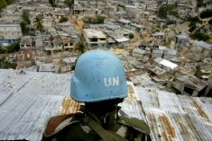 Sri Lankan UN peacekeepers accused of involvement in Haiti child-sex ring