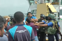 Sri Lankan Navy Commander assaults journalist – IFJ