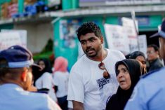 Prominent blogger stabbed to death in Maldives