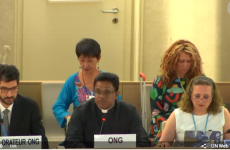 Concerns raised over emerging trend of abusing the ICCPR Act to criminalize freedom of expression at HRC 41
