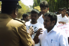 Jaffna university Students' Union leader, four others arrested in midnight raid