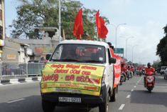 Attaack on Peace March in Aluthgama: No investigation yet