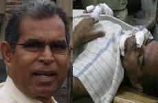 Former Editor Upali Tennekoon Identifies Officer Who Assaulted Him