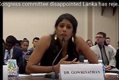 US Congress Committee Disappointed Lanka Has Rejected Foreign Judges