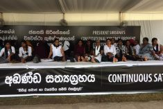 Sri Lanka's civil resistance awakens, like the phoenix from the ashes – Kishali Pinto Jayawaradena