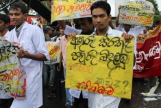 Denounce the police attack on students' agitation – JVP