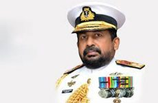 Sri Lanka navy chief funded mass-murder suspect: CID