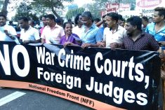HRC 40: ICJ rejects Sri Lanka's call for a purely domestic mechanism and insists the need of foreign judges.