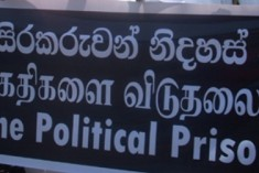 Sri Lanka: Freedom for 278 Political Prisoners, Consequent to TNA Talks:
